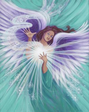 Angel Incarnate Chirolae Jonais