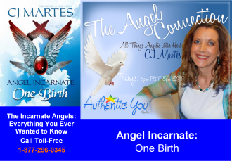 On The Angel Connection Show with CJ Martes, All about Incarnate Angels